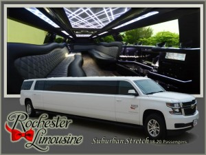 Troy limo rental