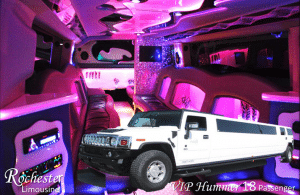 Metro Detroit Party Bus or Limo Rental