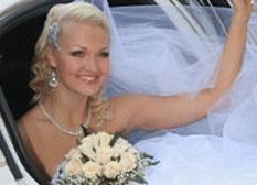 Bloomfield Hills wedding limo