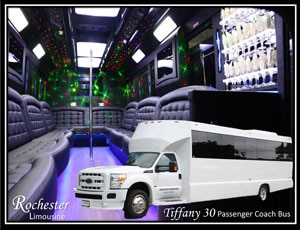 Party Bus Rental Metro Detroit