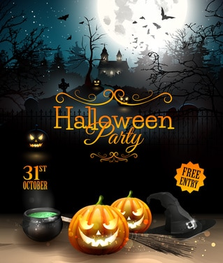 Rent a Detroit Limo Service for Halloween party