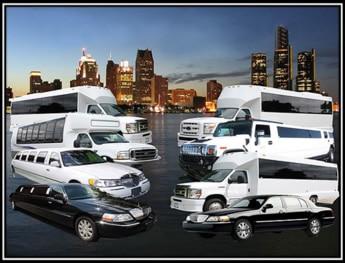 Detroit Limo Service Explains - Party Bus Vs. Limo