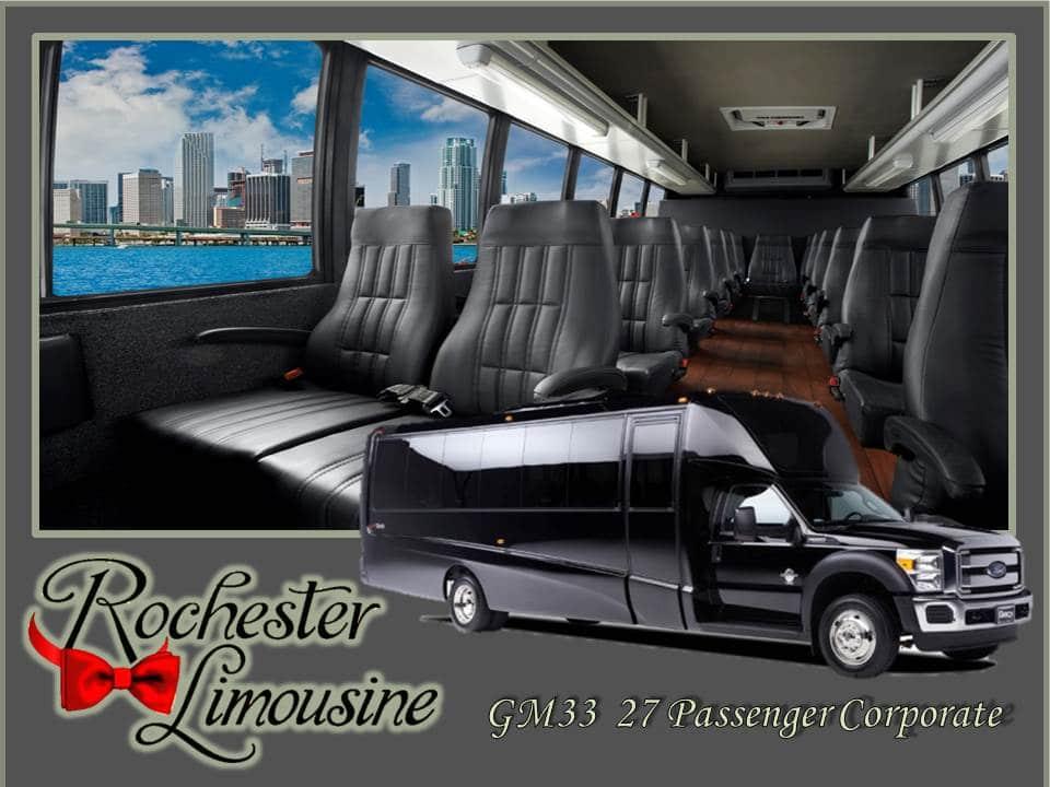 GM33 27 Passenger Corporate