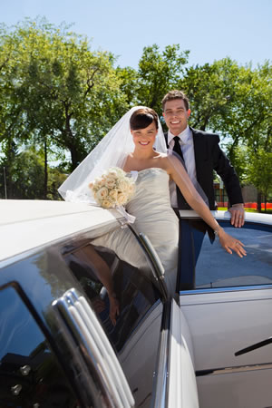 Troy Limo and Party Bus Service for Weddings