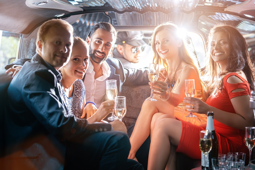 Book a Party Bus For Your Birthday Party