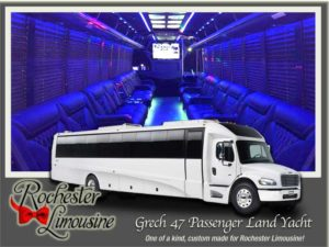 NEW! Grech 47 Passenger Land Yacht