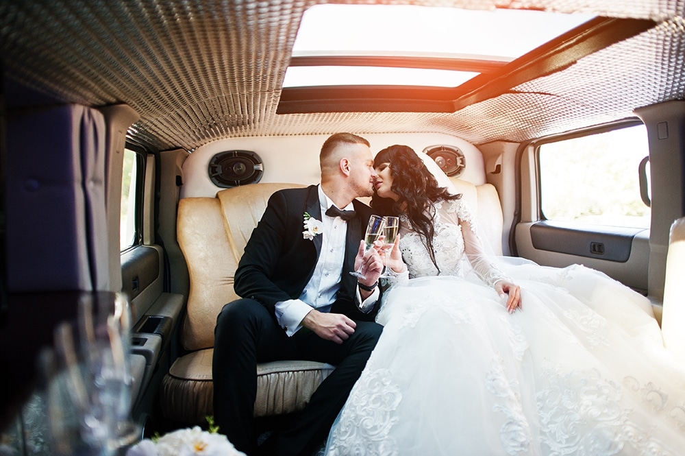Metro Detroit's Hottest Fleet for Your Summer Wedding