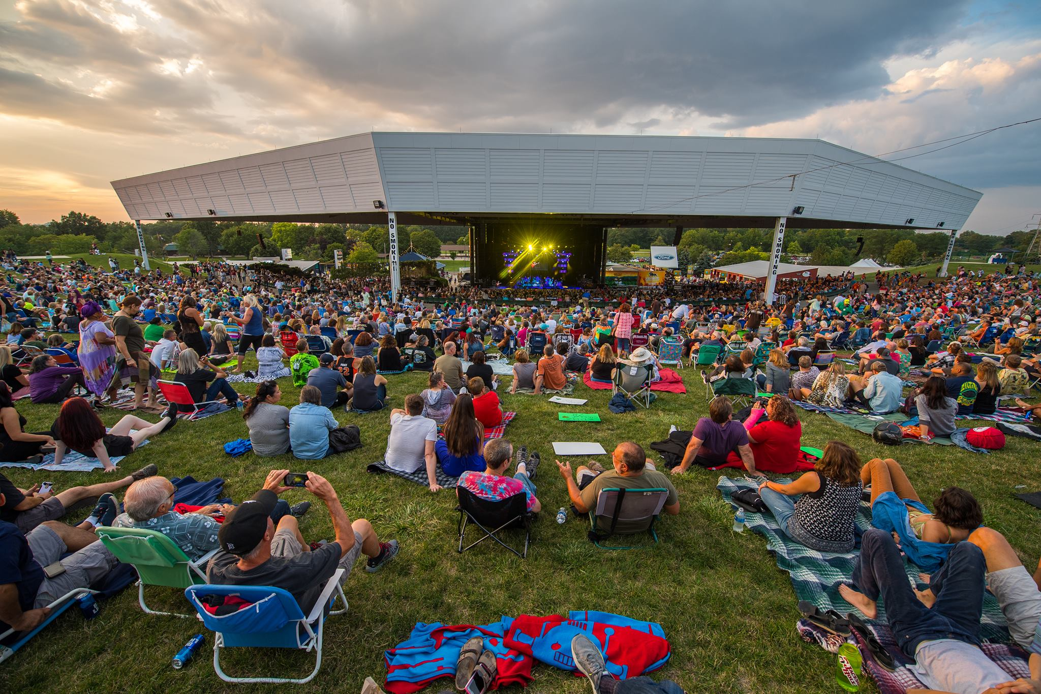 Michigan Lottery Amphitheatre at Freedom Hill 2018 Schedule Is Here