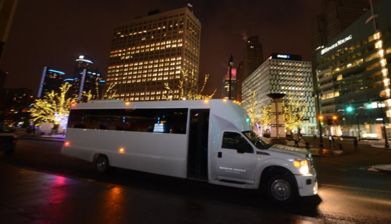 Party Bus Rentals are Perfect for Corporate Events