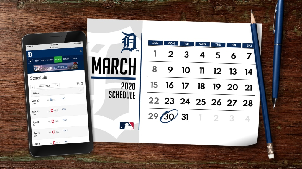 Reserve Your Party Bus for Detroit Tiger's Opening Day