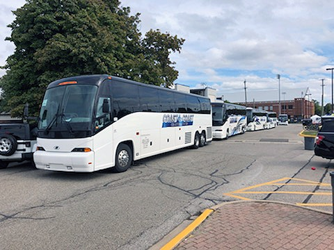 Our Motorcoaches