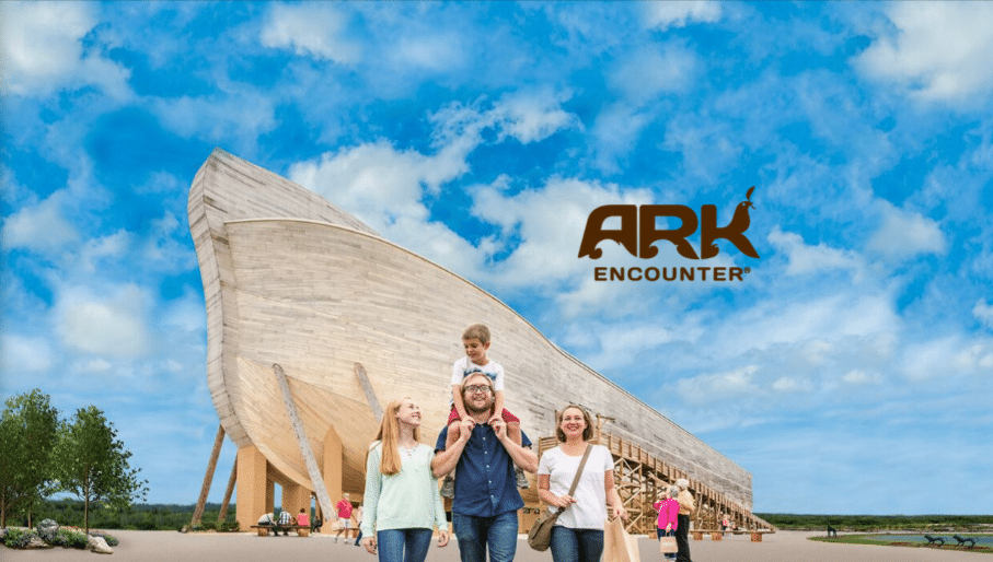 """One of the most famous biblical stories of all time is that of Noah and his ark. Reading about it though, and seeing the one and only Ark for yourself, are two very different things. That's why, if you've been looking for a fun place to take your group, we encourage you to take a motorcoach trip to experience the Ark Encounter! What Is The Ark Encounter? When it comes to ideal adventures, the Ark Encounter really puts the awe in authenticity. Offering a full-size lifelike replica of the one and only biblical ark, an """"engineering marvel"""" even by our modern standards. It measures in at """"510 feet long, 85 feet wide, and 51 feet high,"""" making it the exact dimensions as the original ark Noah was personally directed by God to construct. Rather than being the life-saving raft for all species on earth, however, the Ark Encounter instead features two full decks of educational exhibits; specifically portraying the daily life of Noah and his family during their time on the ark. Your group will learn about how everyone onboard lived, how meals were prepared, where everyone slept, and even how Noah's family kept from getting bored! Plan your trip carefully and you may even get to enjoy one of the Ark Encounter's many annual events, which could be anything from presentations, movie premiers, and conferences, to concerts and live animal encounters. In terms of transportation, you won't have to worry about a thing. Rochester Limousine will always get you and your group where you need to go! Make It A Motorcoach Trip! There's no better way to travel to experience the Ark Encounter than by traveling with Rochester Limousine. Whether you have a smaller group, and therefor would like to reduce your expenses by using one of our smaller 27-passenger GM33 corporate motorcoaches, or you're looking at our extraordinary MCI J4500 luxury motorcoach that seats over 50 people so you can invite as many from your congregation as possible, we are determined to make your journey as safe, comfortabl"""
