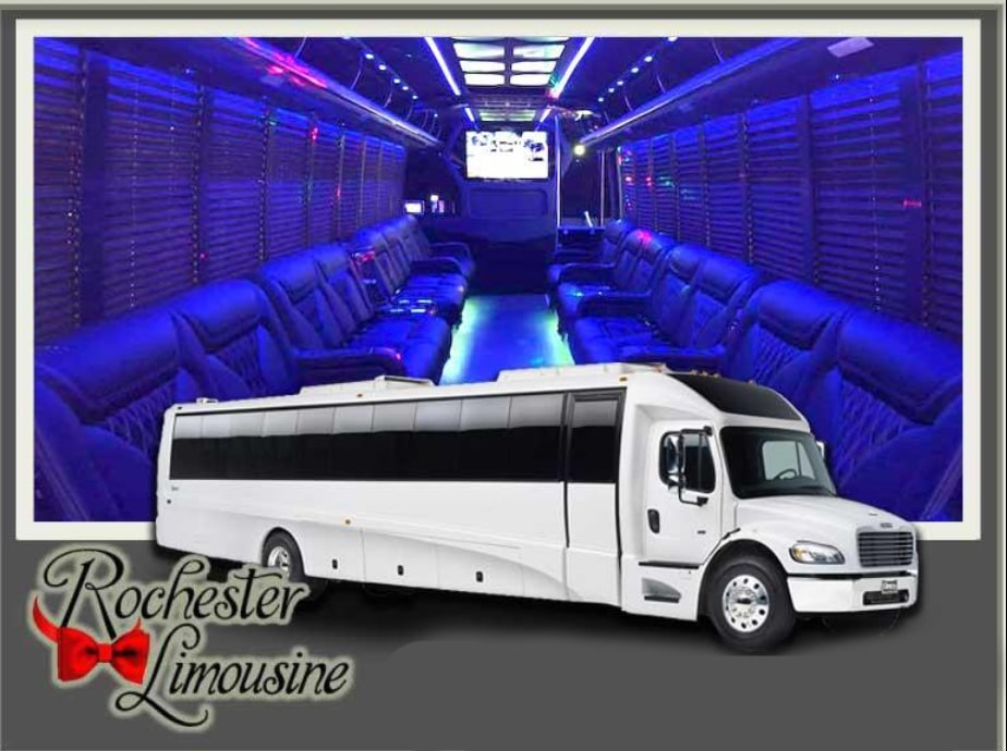 The Top 5 Benefits of Renting a Party Bus